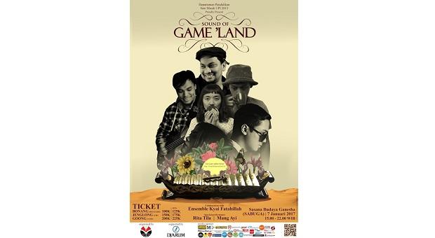 Mahasiswa UPI Akan Gelar Sound of Game'Land