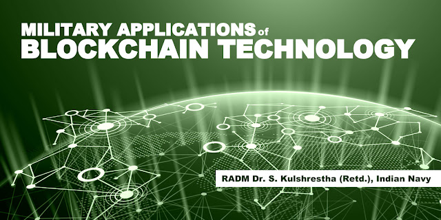 Military Applications of Blockchain Technology