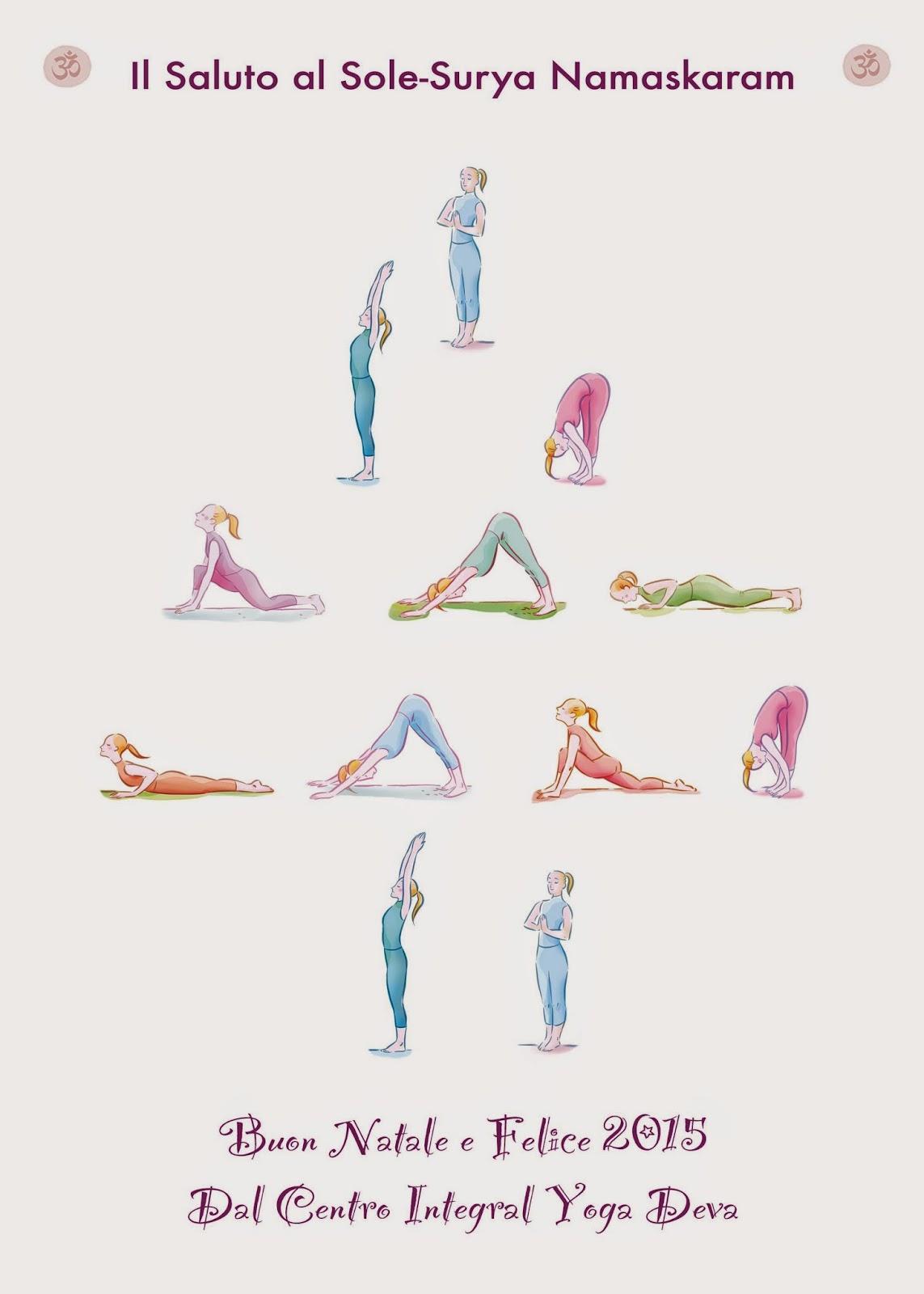 Auguri Di Natale Yoga.Auguri Yoga