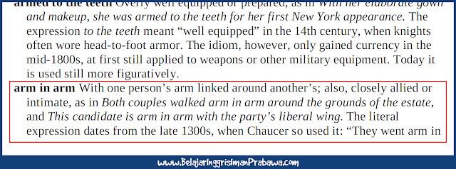Arti Arm in Arm