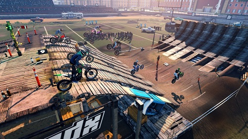 Trials Rising Gameplay