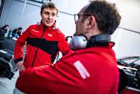 Sergey Sirotkin DTM test