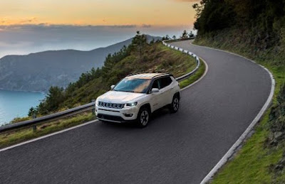 2017 Jeep Compass SUV Opening Edition