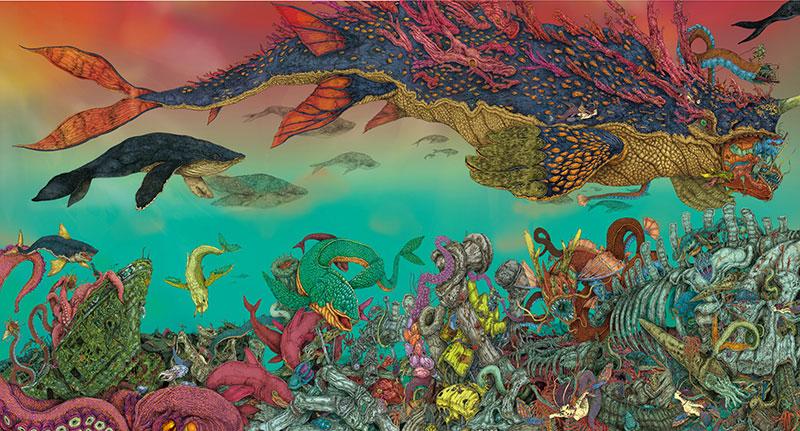 Kazuki-Okuda-10 Illustrations by Kazuki Okuda Design