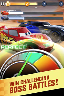 Cars Lightning League Mod Apk