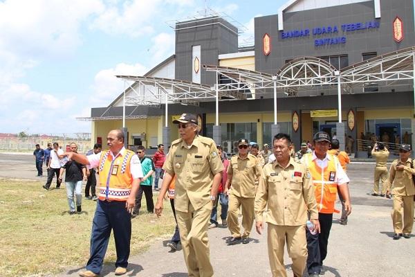 Bandara Tebelian Sintang Akan Beroperasi Maret 2018