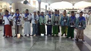 Jamaah Haji Kloter 2 KBIH Al-Miftah Tiba di Madinah