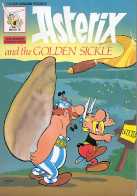 Download free ebook Asterix and the Golden Sickle pdf
