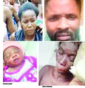 Couple steals mad woman's baby after 15 years of childless marriage 2
