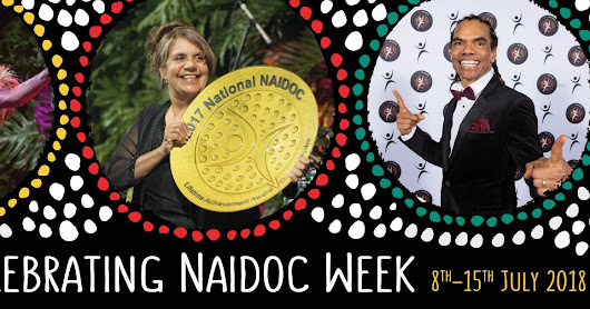 NAIDOC Week 2018 - Because of her, we can!