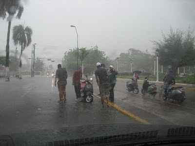 Resultado de imagen para lluvia en san juan de la maguana