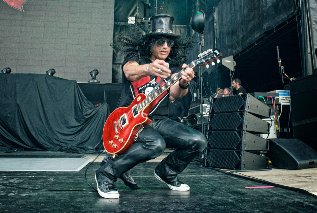 slash - les paul
