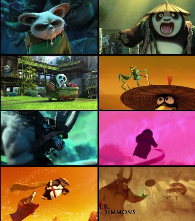 Kung Fu Panda 3 2016 Dual Audio Hindi 480p BluRay