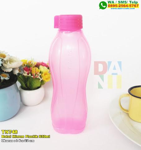 Botol Minum Plastik 650ml
