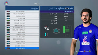 PES 2017 Option File Pes Professionals Patch v5.1 Update 7-1-2019