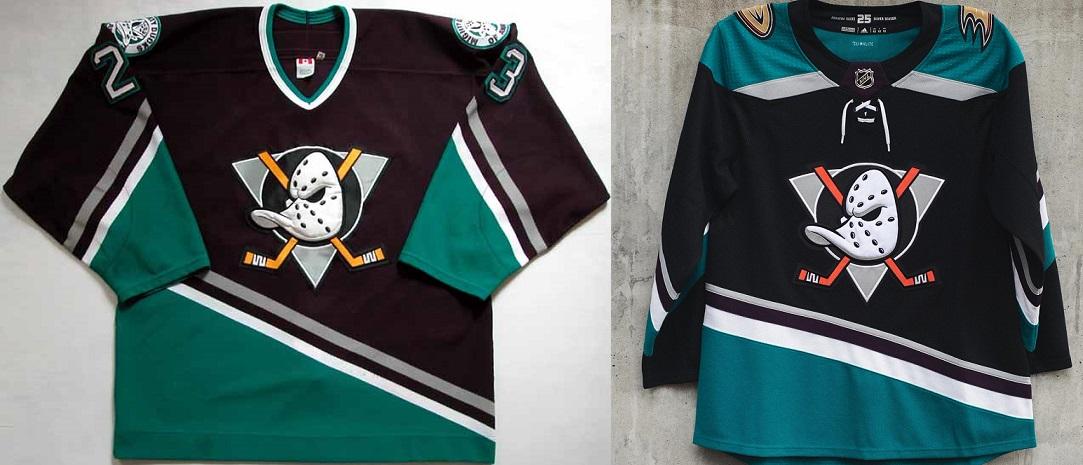 differently 4dd75 cdf17 Hockey Blog In Canada: Return Of The Quack