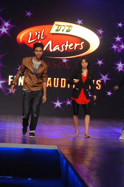 Popular signature moves of Skippers Raghav Juyal and Swarali in DID Li'l Masters Season 3