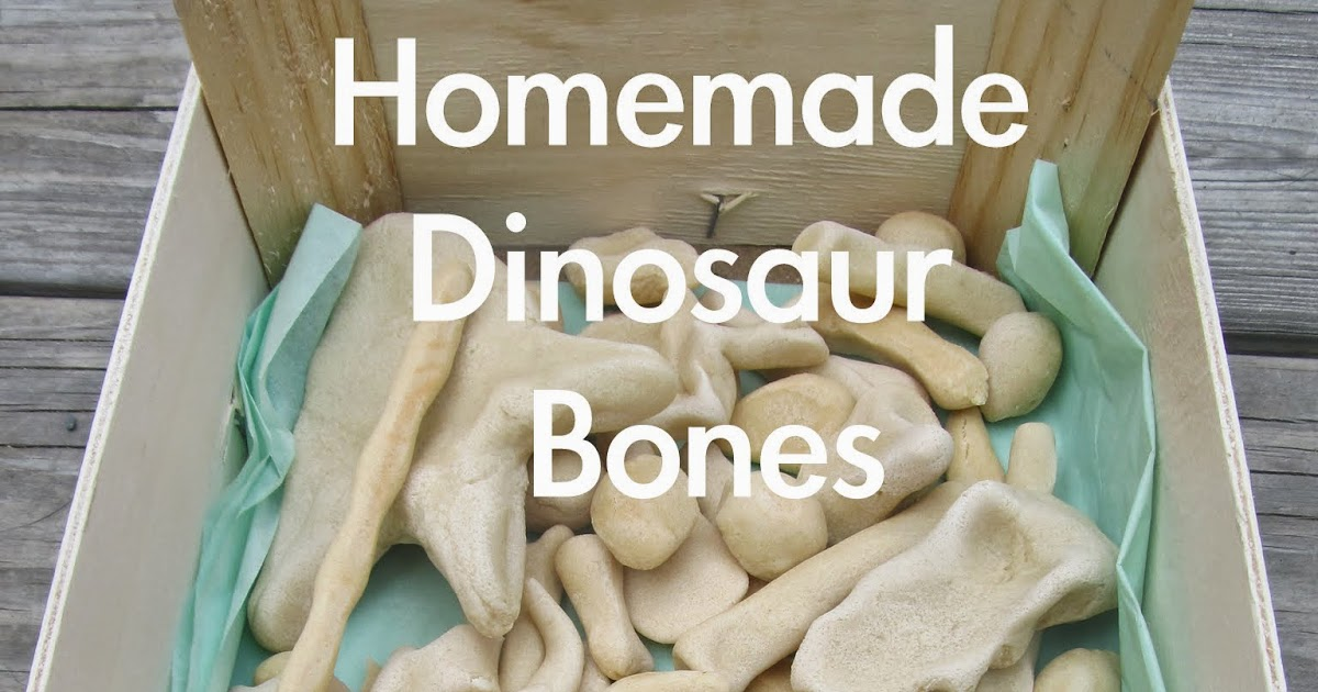 Play Kitchen For Toddler Aid Attachment Floor Crafts: Homemade Dinosaur Bones