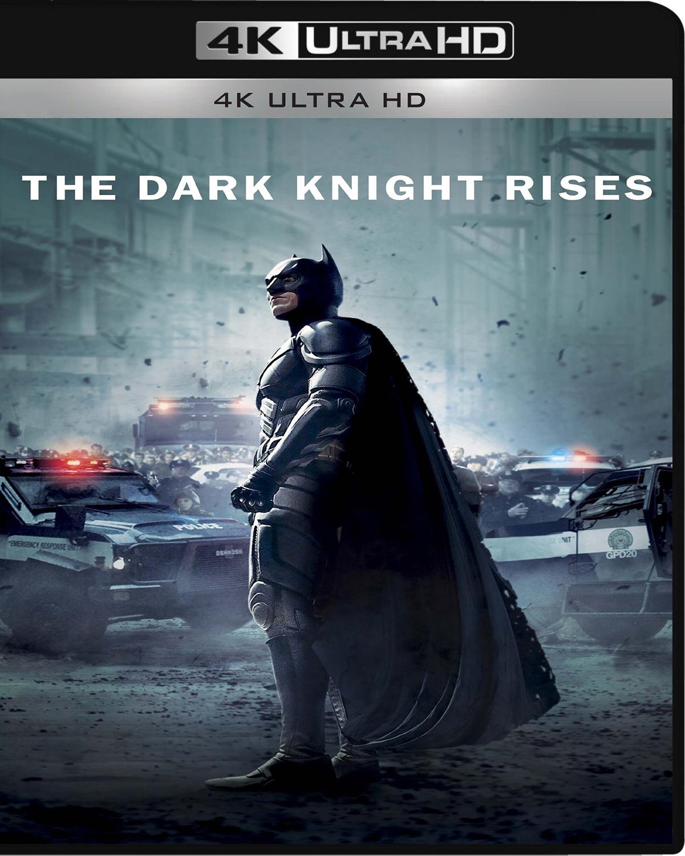 The Dark Knight Rises [2012] [UHD] [2160p] [Latino – Castellano]