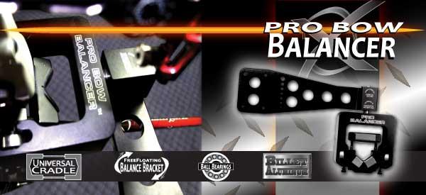 Les Stabilisations Dead Center Archery - La gamme Diamond Series PBB