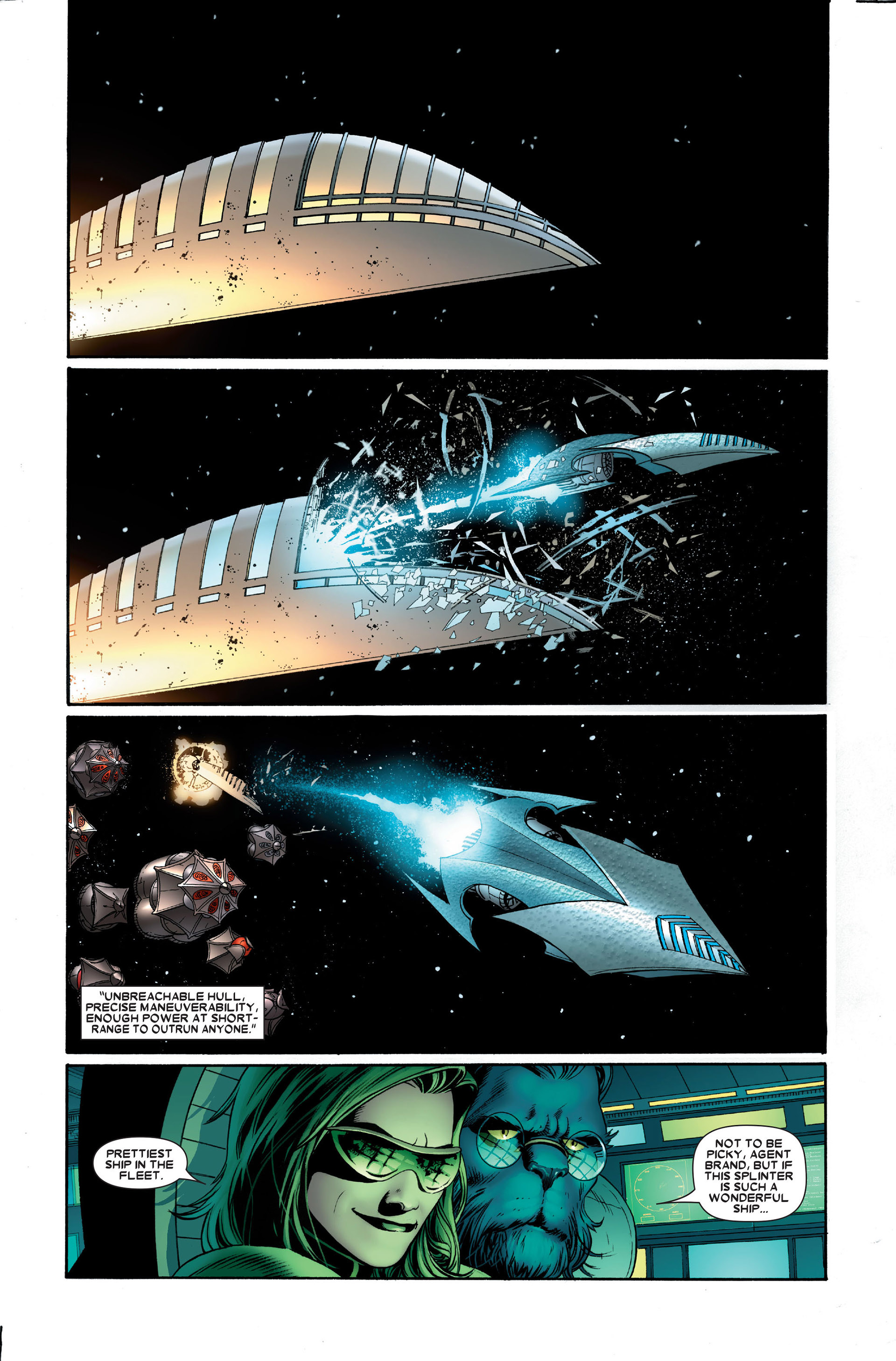 Read online Astonishing X-Men (2004) comic -  Issue #20 - 5