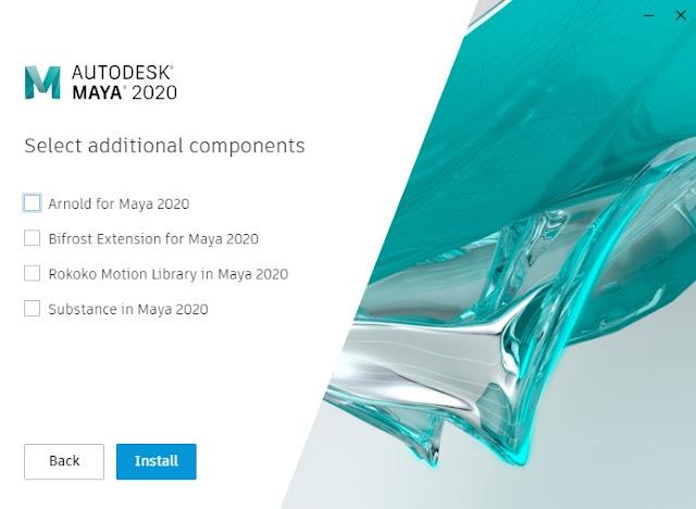 Autodesk Maya Versión 2020.1 Full