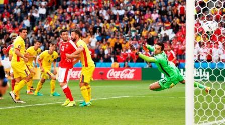 Raih Hasil 1-1 Dengan Rumania, Swiss Geser Prancis