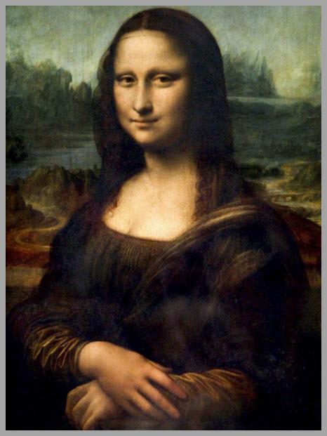 58a4e88b0ae La expresión más enigmática de la historia del arte ha dejado de ser un  misterio. El método de reconocimiento facial de la Universidad de Amsterdam  ha ...