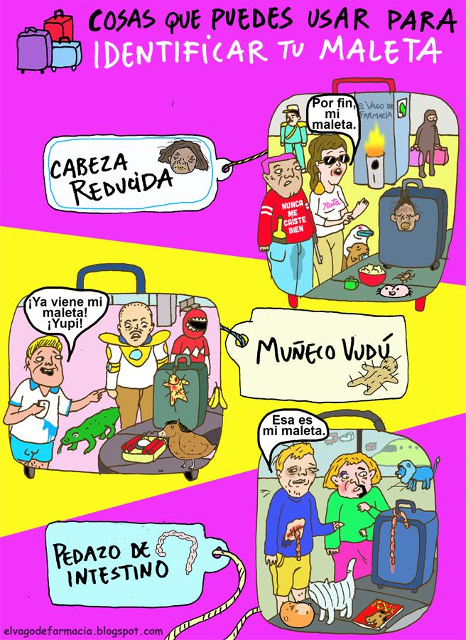 3a2f3dbc7 25 Caricaturas del Vago de Farmacia XXI