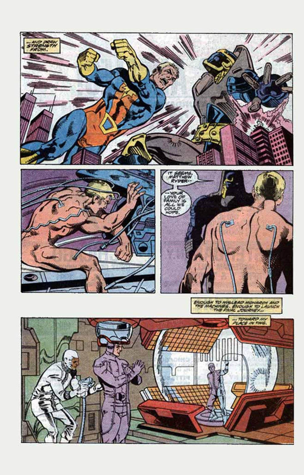 Read online Armageddon 2001 comic -  Issue #1 - 48
