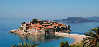 Aman resort - Sveti Stefan
