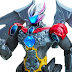 Megazord do filme de Power Rangers é revelado