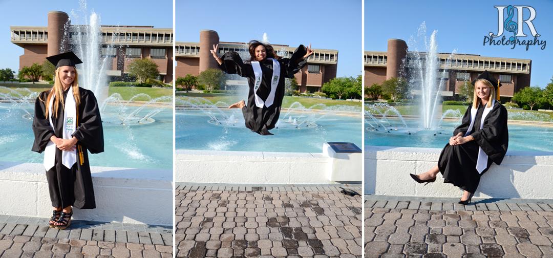 J&R Productions: UCF Graduation Shoot