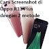 Oppo R11 plus: Cara Screenshot di Oppo R11 Plus dengan 2 metode