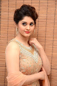 Surabhi at Gentleman audio function-thumbnail-4