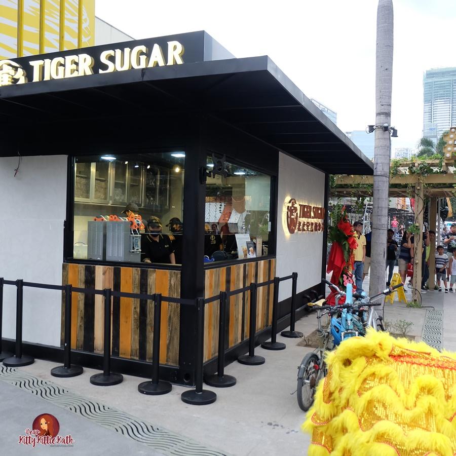 Tiger Sugar Philippines Brown Sugar Milk Tea | Dear Kitty