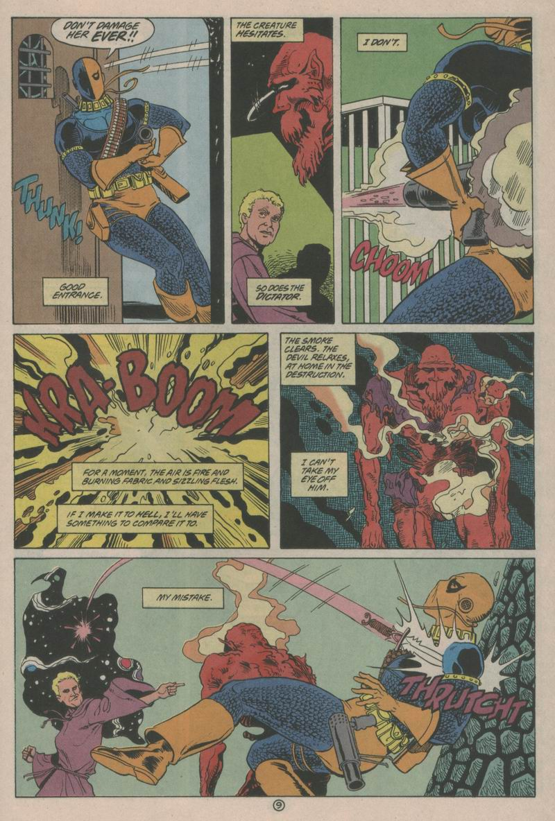 Read online Wonder Woman (1987) comic -  Issue #63 - 10
