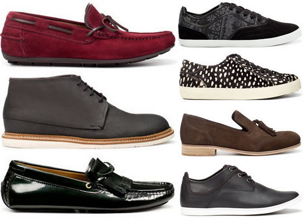 Zara Shoes Man Online