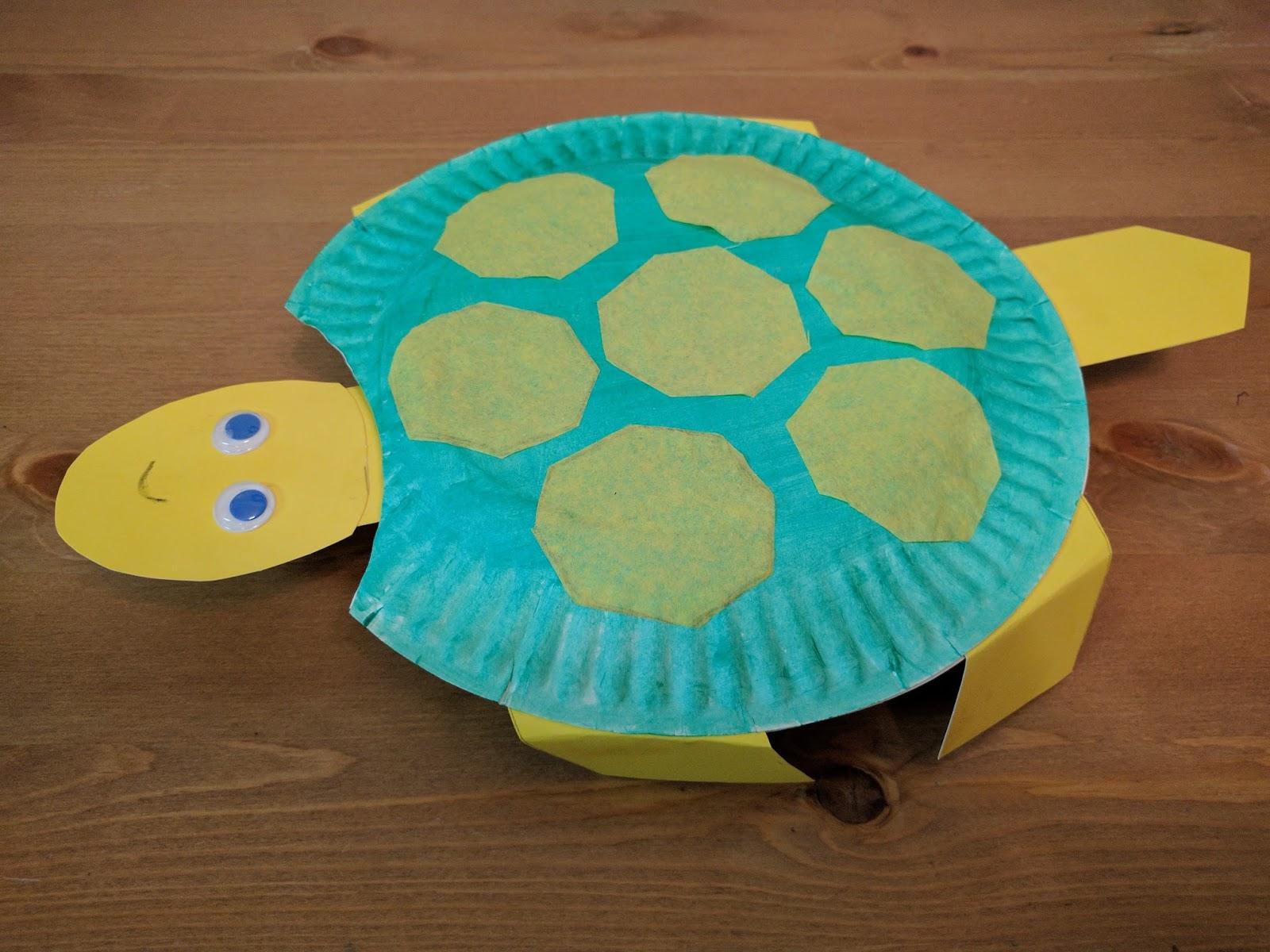 Turtles U Make As A Craft