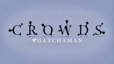 Gatchaman Crowds Subtitle Indonesia [Batch]