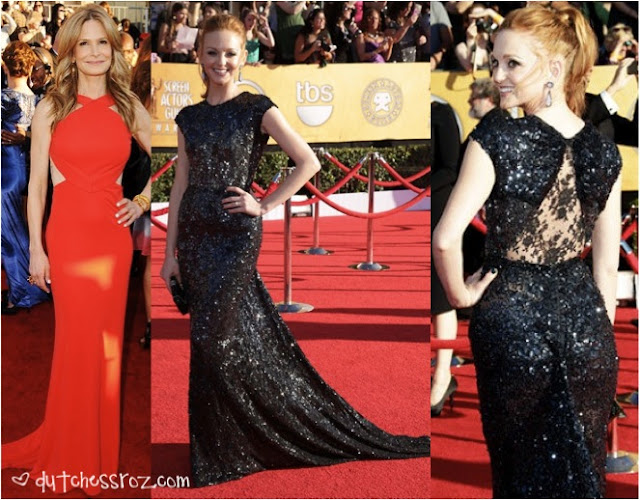 BEST+Sag2 Best & Worst Dressed: SAG Awards 2012
