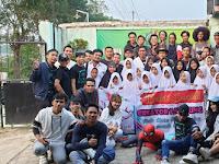 Bakti Sosial dan Buka Bareng Konten Kreator di Lampung