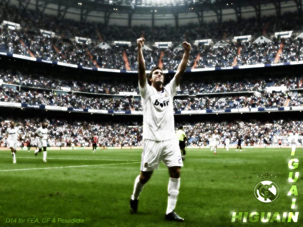 Fondo De Pantalla Linda Futbol: Real Madrid Football Club Wallpaper