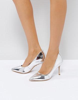 zapatos de tacon elegantes