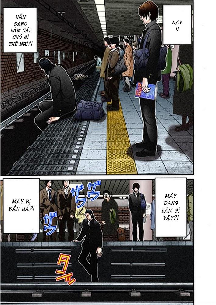 Gantz Chap 01: Tai nạn trang 16