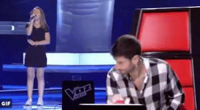 Alexia: Ya Me Enteré  | Audiciones a ciegas La Voz Kids