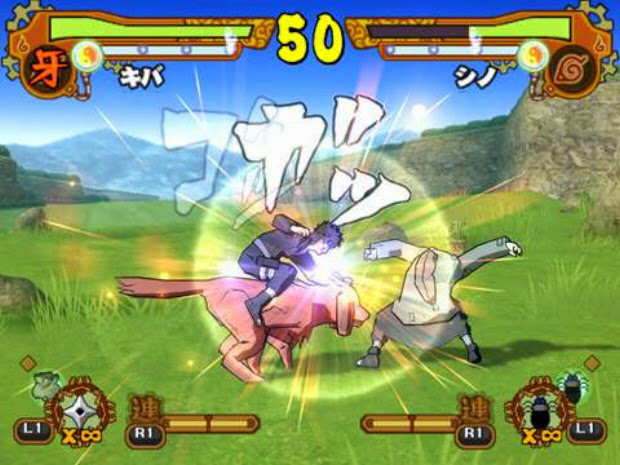 Download Naruto Shippuden Ultimate Ninja 5 ISO PS 2 For PC ...