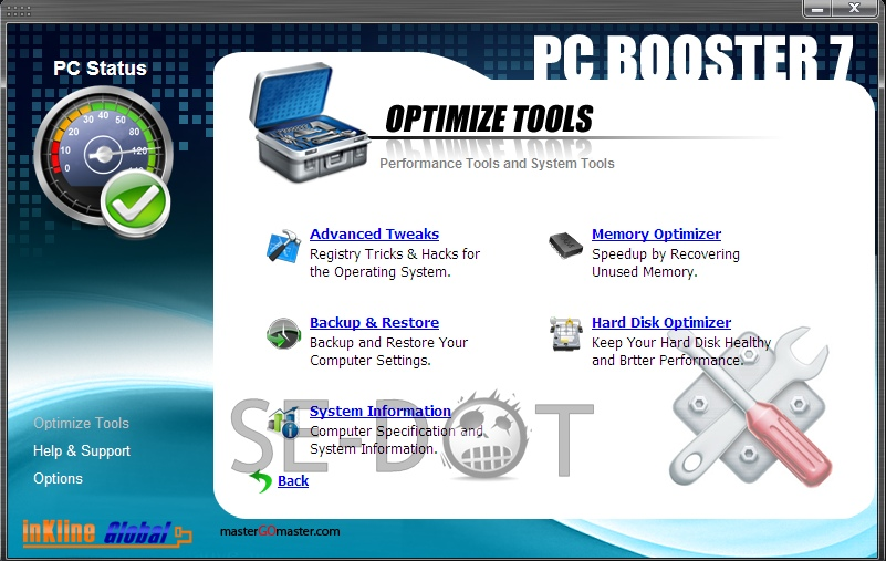 Download pc speed booster full version free