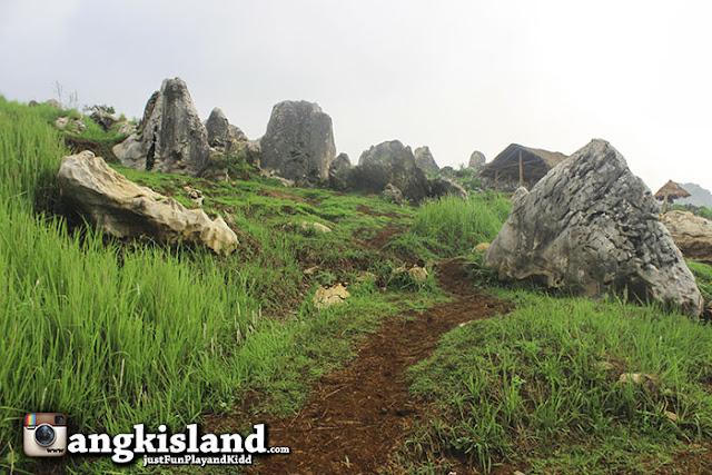 stone garden indonesia