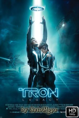 Tron: El Legado [2010] HD 1080P Latino [Google Drive] GloboTV